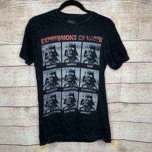 Darth Vadar Graphic T-Shirt